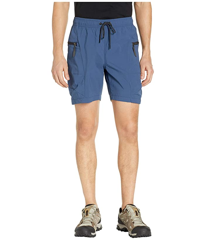 The North Face Temescal Cargo Shorts (Shady Blue) Men