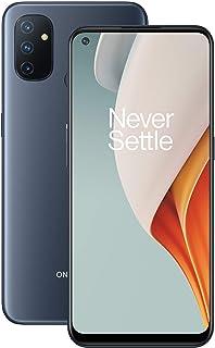 OnePlus N100 4G 4GB RAM and 64GB Storage UK SIM-Free Smartphone with Triple Camera, Dual SIM and 5000 mAh Battery - Midnig...