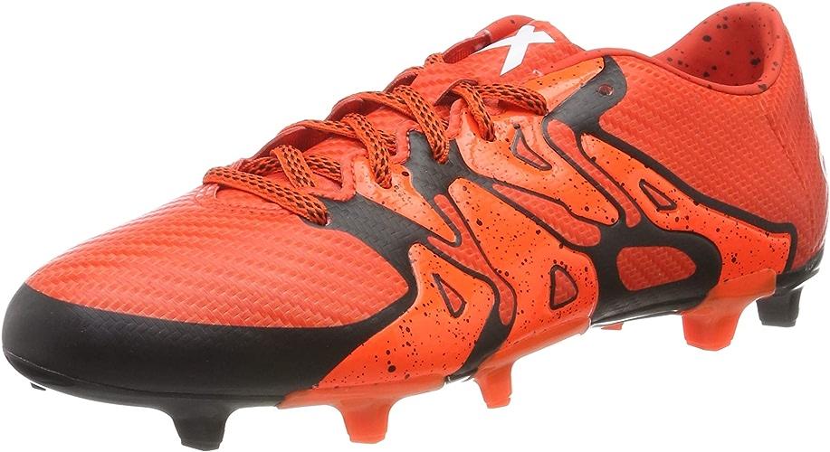 Adidas Perforhommece X15.3 FG AG, Chaussures de Football Homme