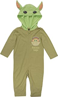 Star Wars Baby Yoda The Mandalorian Baby Boys Costume Coverall