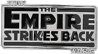Star Wars THE EMPIRE STRIKES BACK Enamel Accent Metal BELT BUCKLE