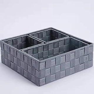 Boîte de Rangement Pliable de,Boîte de rangement pour la maison Boîte de rangement de classification d'articles divers de ...