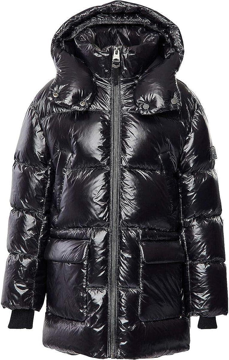 Mackage Kennie Down Jacket - Girls' Black, 12