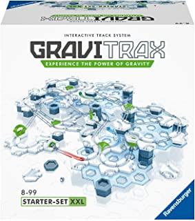 Ravensburger GraviTrax XXL Starter Set Marble Run and STEM Toy for Boys and Girls Age 8 and Up - Amazon Exclusive and 2019...