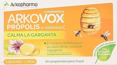 ARKOPHARMA Arkovox Própolis + Vitamina C Sabor Miel y Limón 24 comprimidos
