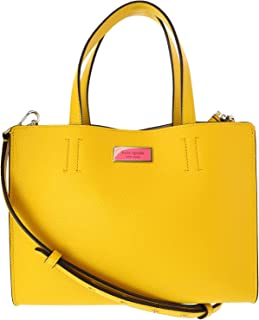 Kate Spade Satchel Bag for Women- Yellow