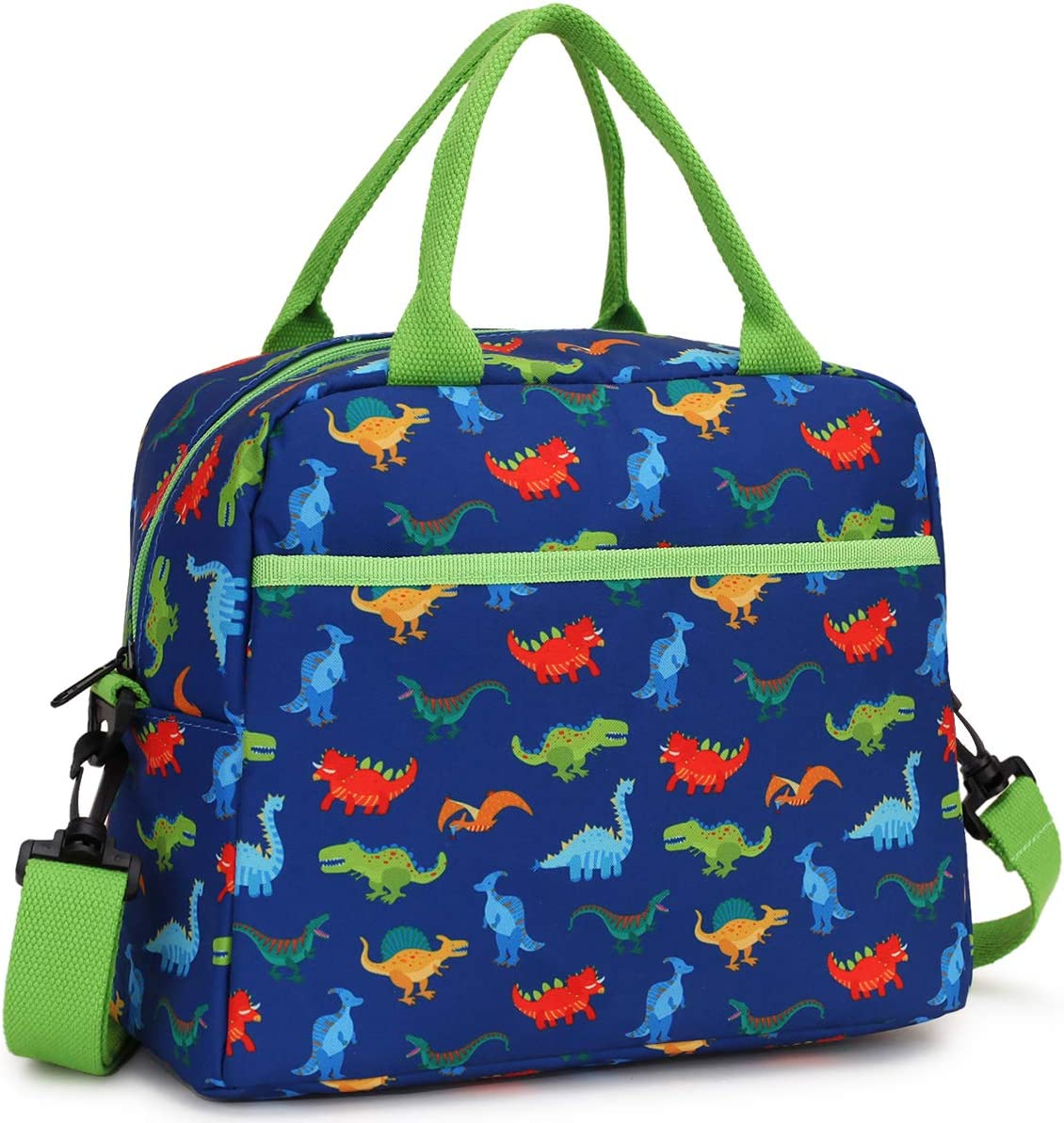Lunch Bag for Fresno Mall Boys Insulated Therma Mail order Dinosaur Box Cute