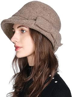 Best ladies winter dress hats Reviews