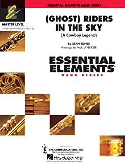 (Ghost) Riders in the sky - Concert Band - SET