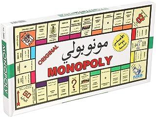 لعبة مونوبولي اللوحية الأصلية 2005 من نيلكو - متعددة الألوان