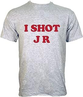 Grindstore Men's I Shot Jr T-Shirt Grey