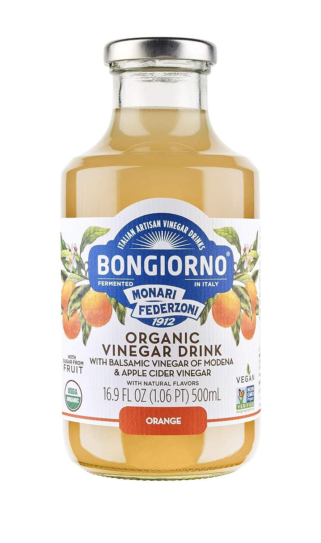 Bongiorno Organic Orange Vinegar Ranking TOP5 Drink with Mail order Apple Cid Balsamic