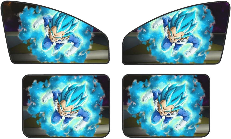 shop Goku Vegeta Super Max 86% OFF Saiyan Car Sun Window Shades Rear Side for and