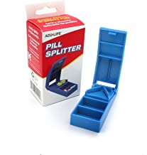 Acu-Life Pill Cutter and Splitter   Cuts Pills, Vitamins, Tablets   Stainless Steel Blade..