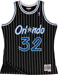 33b140a79 Mitchell   Ness Orlando Magic Shaquille O Neal Black Swingman Jersey
