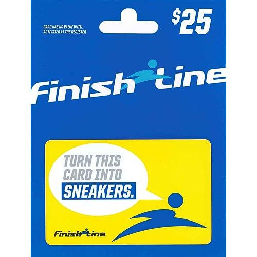 buy popular 4e093 41671 Finish Line Gift Card