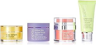 Rodial Hero Collection Kit for Women, 1.7oz Stemcell Super-Food Cleanser, 0.7oz Super Acids X-Treme Acid Rush Peel, 0.3oz ...