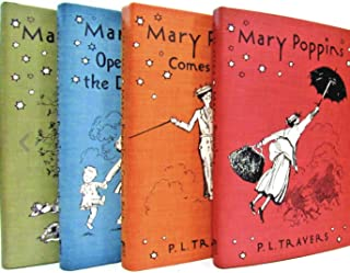Mary Poppins Collection, 4 Volume Set (Mary Poppins/ Mary Poppins Comes Back/ Mary Poppins Opens the door)