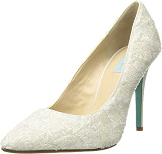 Blue by Betsey Johnson Women's SB-Clair Pump