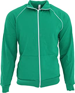 American Apparel Unisex California Fleece Full Zip Sports/Track Jacket