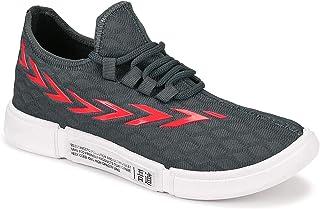 Camfoot Men's (9285) Grey Casual Sports Running Shoes