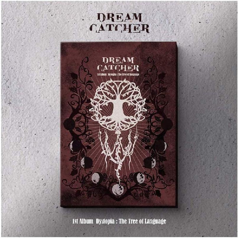 Dreamcatcher - Dystopia : The Sale SALE% OFF Language of Tree 2021 new Vol.1 Album+Fol