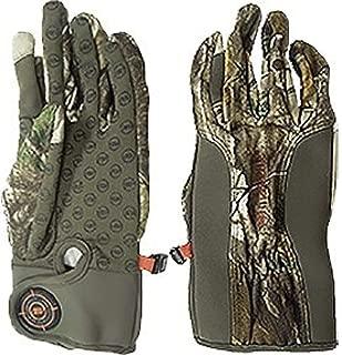 Manzella Men's Bow Ranger TouchTip Glove & Performance Headband Bundle