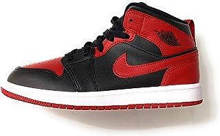 Amazon.com: Black and Red Air Jordan Kids