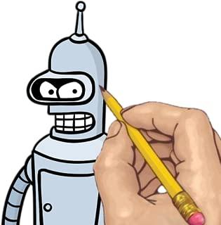 How to Draw: Futurama