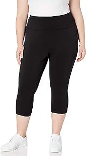 Amazon Essentials Damen athletic-leggings Plus Size Performance High-rise Capri Legging