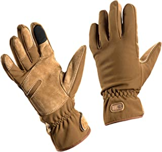 M-Tac Winter Tactical Gloves - Water Resistant Gloves - Cold Weather