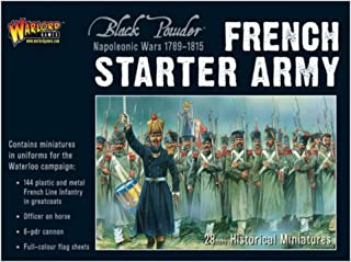 Warlord Games, Napoleonic French Starter Army (waterloo Campaign), Black Powder