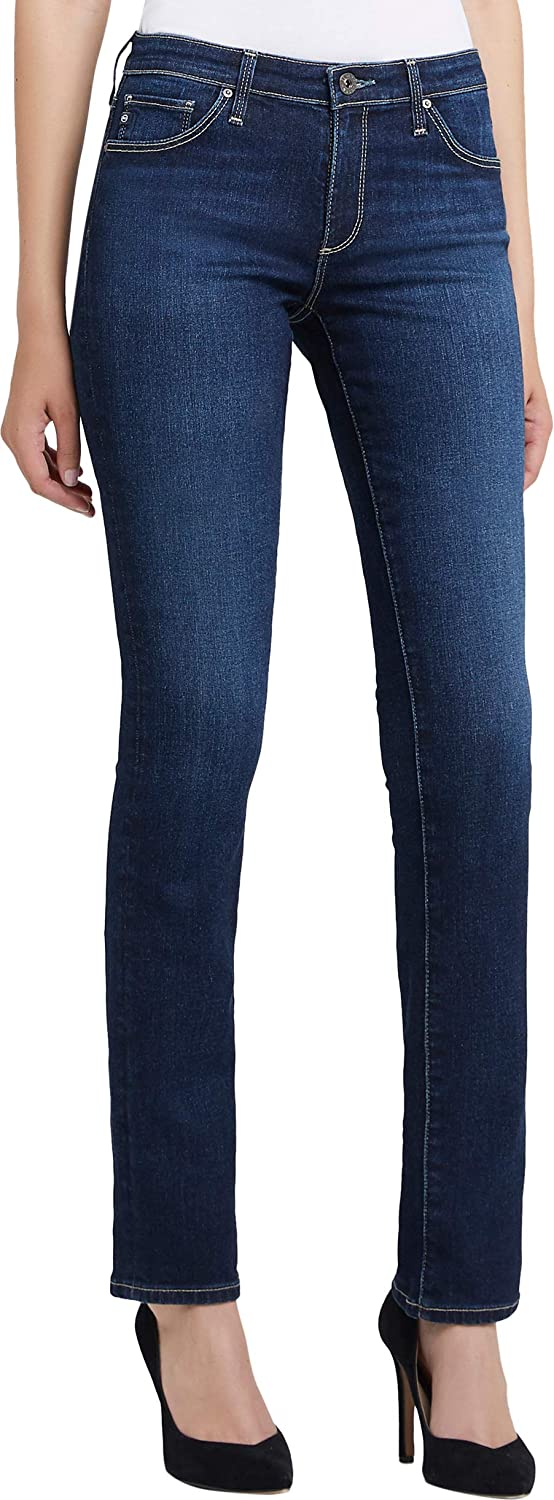 Max 50% OFF AG Adriano Gifts Goldschmied Women's Mari Fit Straight High-Rise Slim