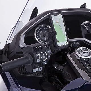 Suporte de smartphone Goldstrike com suporte de acessório preto do lado esquerdo para asa dourada