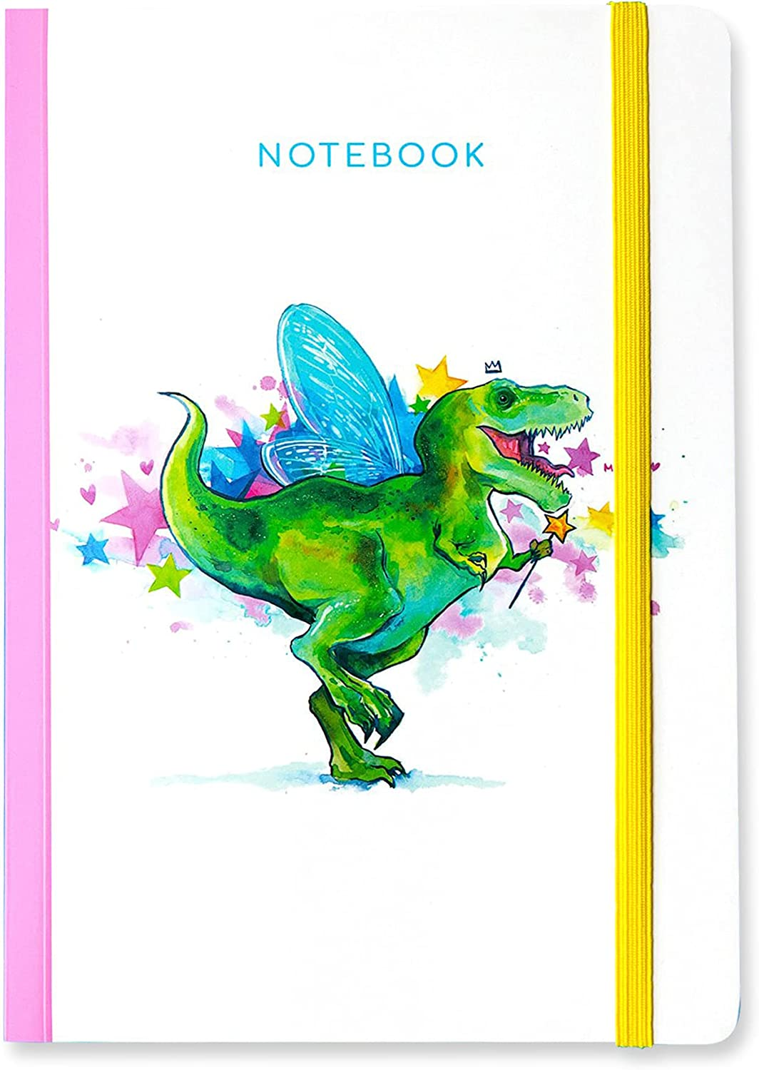 Meow-Rex by Lora Zombie 2021 autumn and winter new Studio Notebook Laminate Cute Oakland Mall Hardcover