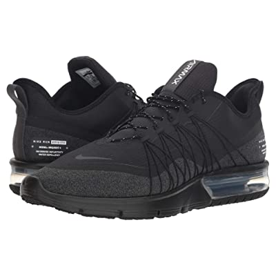 Nike Air Max Sequent 4 Shield (Black/Anthracite/White) Men