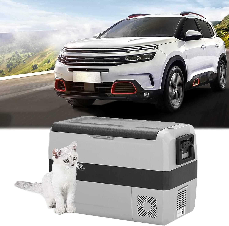 JMBF Car 40% OFF Cheap Sale Refrigerator Freezer Inch R Popular brand 28.5x14.2x14.5 Portable