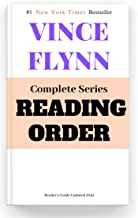 Vince Flynn Complete Series Reading Order: Mitch Rapp Series and More Updated 2019