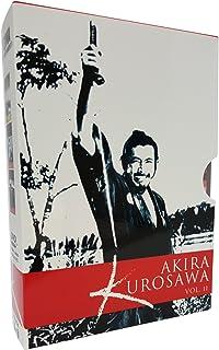 Akira Kurosawa Vol.II BOXSET (Spanish Subtitles)