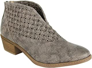 Not Rated Petra Women's Boot 6.5 B(M) US Taupe