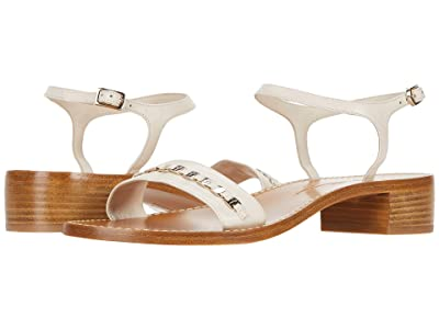 Salvatore Ferragamo Tremiti 30 (Bone) Women