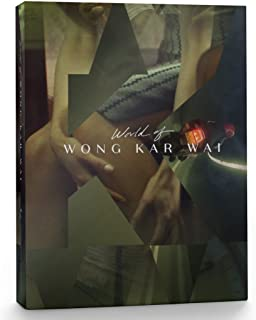 World of Wong Kar Wai (The Criterion Collection) (As Tears Go By / Days of Being Wild / Chungking Express / Fallen Angels...