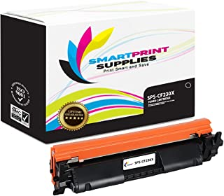 Smart Print Supplies Compatible 30X CF230X Black High Yield Toner Cartridge Replacement for HP Laserjet M20 MFP M227 Printers (3,500 Pages)