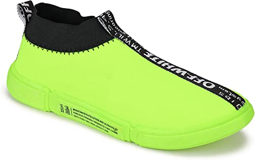 9218 Green Exclusive Range Of Sports Running Shoes For Men