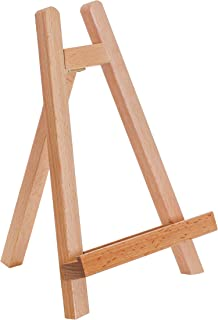 """U.S. Art Supply 10.5"""" Small Tabletop Display Stand A-Frame Artist Easel –.."""