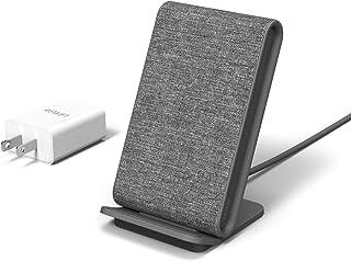 iOttie iONスタンドワイヤレス充電器 モバイルバッテリー アッシュグレー