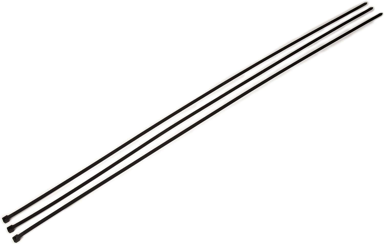 3 M schwere Pflicht Kabelbinder ct48bk175-l, schwarz Nylon, 175 lbs., 0,9 x 121,7 cm (50 Stück) B00A03EG1Q | Düsseldorf Eröffnung