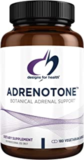 Designs for Health Adrenotone - Adrenal Support Supplement with Rhodiola Rosea, Ashwagandha, Vitamins B6, B2 + B5 - Design...