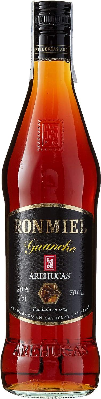 Guanche Arehucas Ron Miel 20º , 70cl