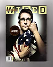 Wired Magazine - September, 2014. Edward Snowden - The Untold Story; Toxic Hunger; Inside Sriracha; The Next Goodyear Blimp; Crayola; Travis Knight; Pininfarina Pen; Heather Willauer and Seawater Jet Fuel; Pachyderm Robot; John Grado; Jargon Watch